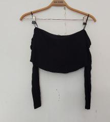 Off shoulder Fashion Nova crop top