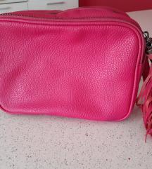 Mango torba cikama roza