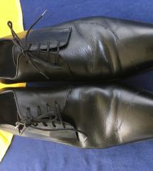 Muške cipele-ručni rad-koža