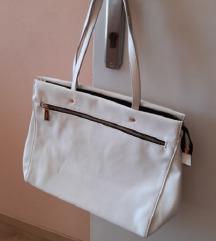 Carpisa bijela veća torba