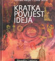 Knjiga Kratka povijest ideja