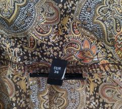 Boho vintage haljina