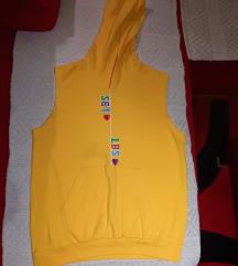 Žuti duks sweater