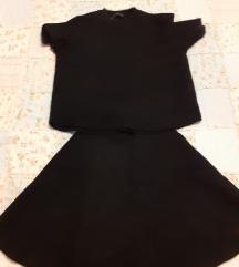 Crni komplet Zara ....