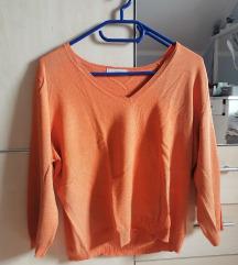 Narančasti pulover