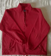 Crvena muška jakna