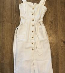 Zara jeans haljina