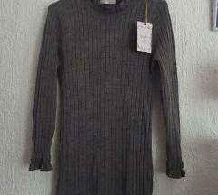 Siva haljina S