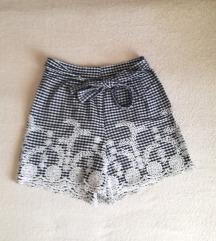 ZARA kratke hlače visokog struka