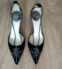 Christian Dior štikle, veličina 38.5