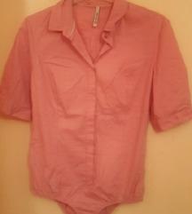 Roza body košulja