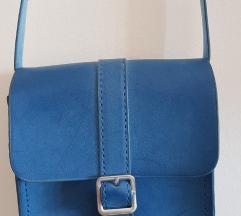 Zara plava torbica