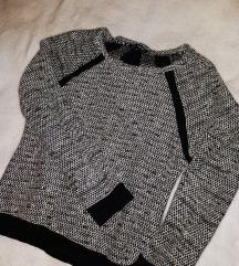Siva majica/pulover
