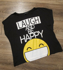 LAUGH & BE HAPPY
