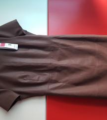 Haljina koža,UK 12