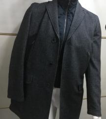 Muški kaput vel. 52 novi