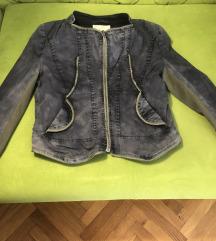 Nova predivna jeans jakna S