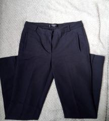 MANGO basics tamno plave hlače