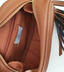 Smeđa roberto torbica s pt