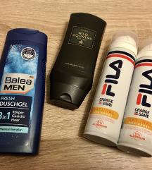 Lot novih proizvoda za muškarce