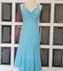 Vicont lanena haljina 36