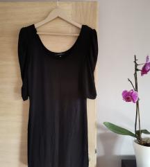 Crna tunika/haljina