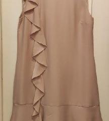 Mini puder roza haljina ZARA