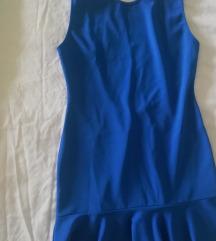 Plava haljina %%