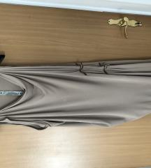 Twin Set drapirana haljina vel. M