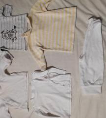 Lot robe za bebu
