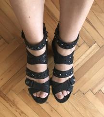 5th Avenue kožne sandale