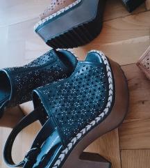 Sandale na petu 39 2x para