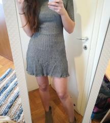Zara rebrasta haljina