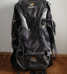 Deuter veliki ergonomski ruksak 40l