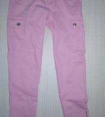NOVO roze hlače*