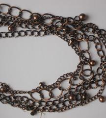 Bakrena ogrlica
