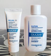 DUO set Ducray šamponi protiv peruti i svrbeža