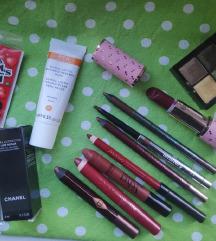 Kozmetika Tilbury,Sisley,Shiseido,Givenchy