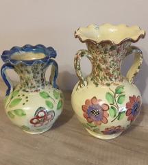 Dvije vaze, stare preko 70 g