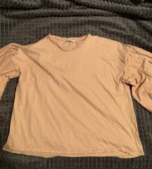 Majica s pufastim rukavima