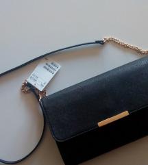 H&M pismo torba/clutch NOVO (PT UKLJ)
