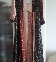 Zara NOVA patchwork haljina