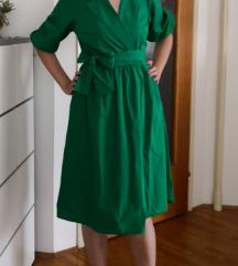 Nova Orsay zelena haljina