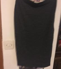 HM crna suknja