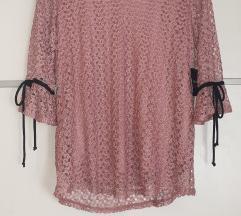 Puder roza svečana majica