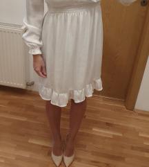 Preeedivna bijela haljina!
