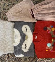 Set odjeće za djevojčice 8 godina