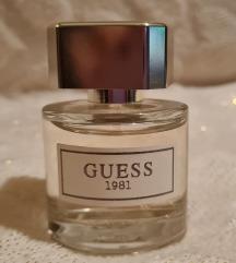 Parfem Guess 1981