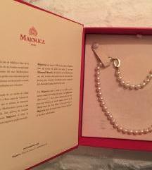 Majorica ogrlica