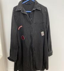Zara kosulja/ jakna  S